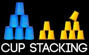we now have a new world record in cup stacking syracuse s new