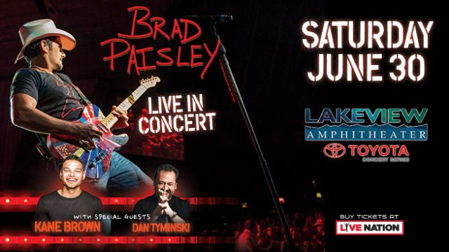 Win your tickets and meet brad paisley syracuses new hit country win your tickets and meet brad paisley m4hsunfo